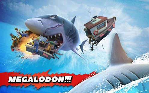 Download Android Game Hungry Shark Evolution for Samsung