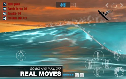 The Journey - Surf Game APK for Bluestacks