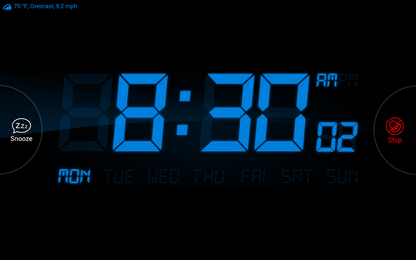 My Alarm Clock Free Screenshot 14