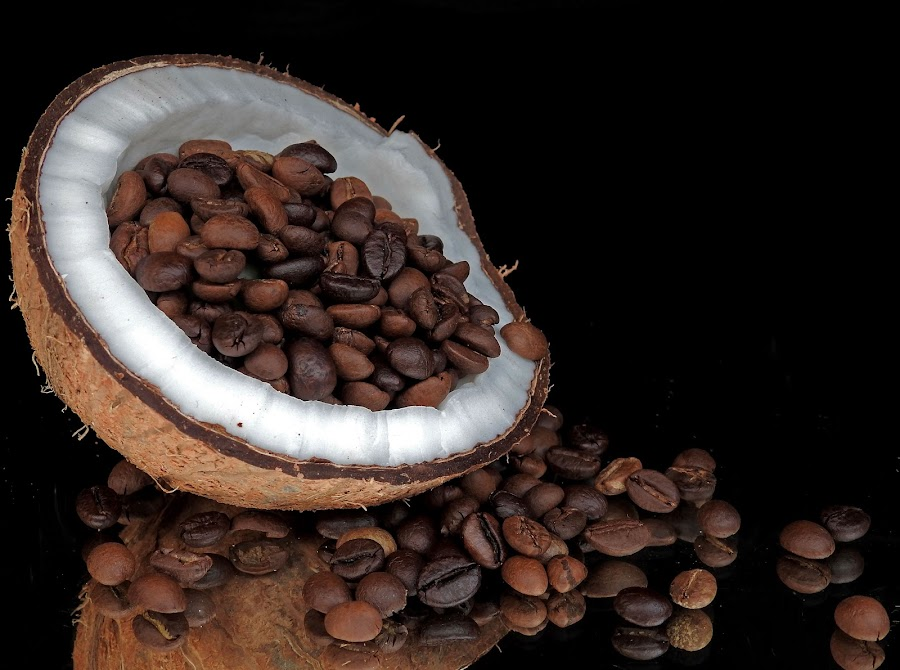 Coffee  by Asif Bora - Food & Drink Ingredients