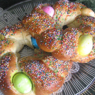 Italian Easter Sweet Bread