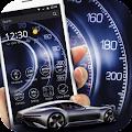 App Super car speedometer theme APK for Kindle