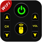 Universal Smart TV Remote Control Icon