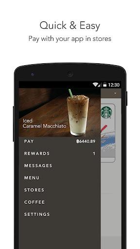 Starbucks Thailand screenshot 4