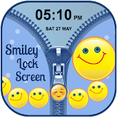 Download 3D Smiley Zipper Lock Screen APK to PC
