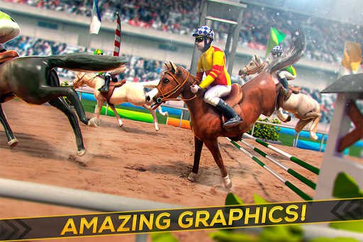 Horse Racing Competition Derby - screenshot