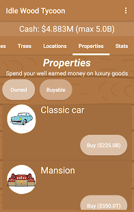 Idle Wood Tycoon APK for Lenovo