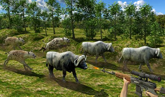 Game Safari Sniper Survival Hunting APK for Kindle