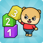 Learning numbers for kids Icon