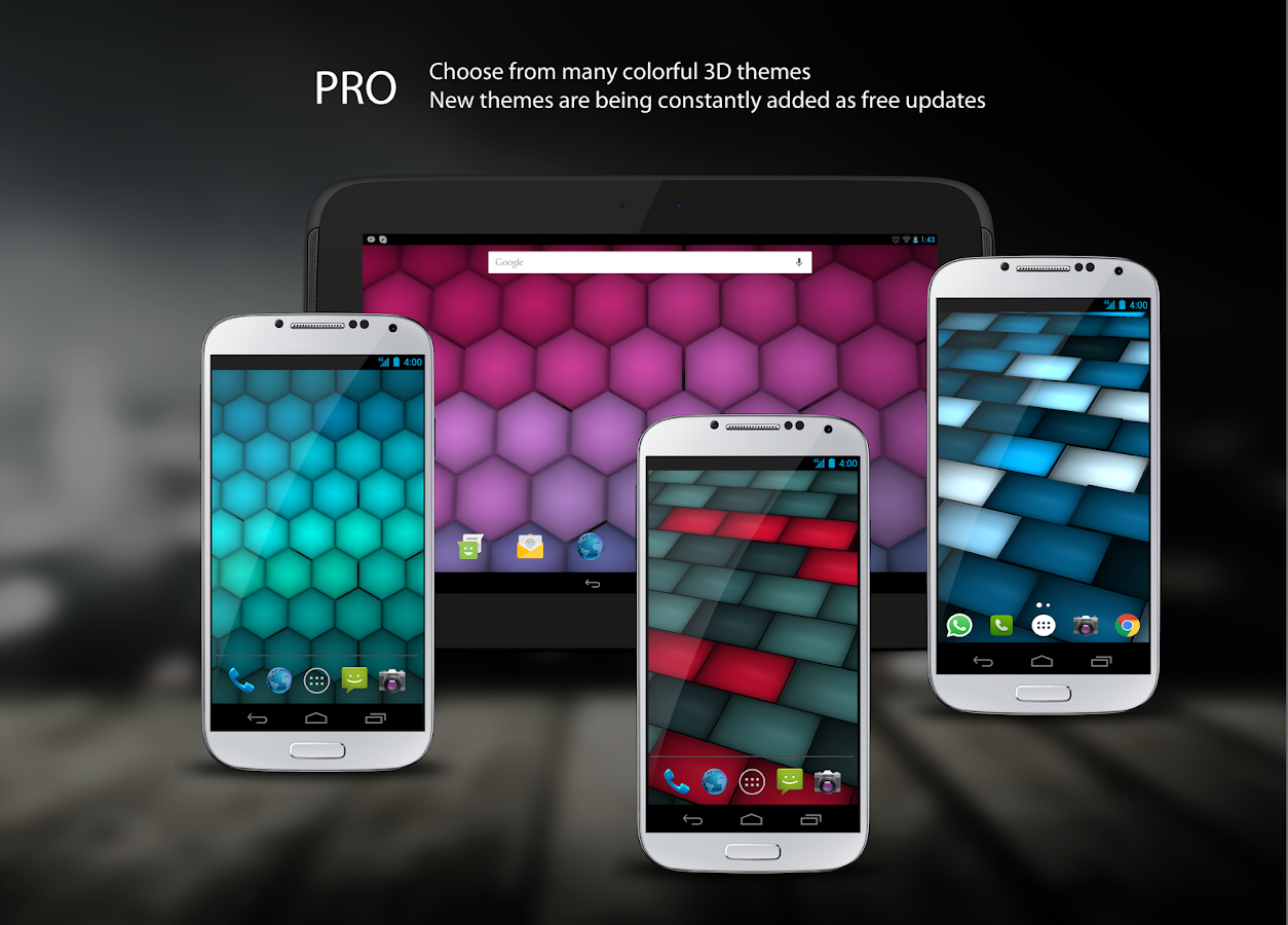 Lumi Deluxe Live Wallpaper Screenshot 8