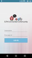Screenshot of ILTA - Connected Community