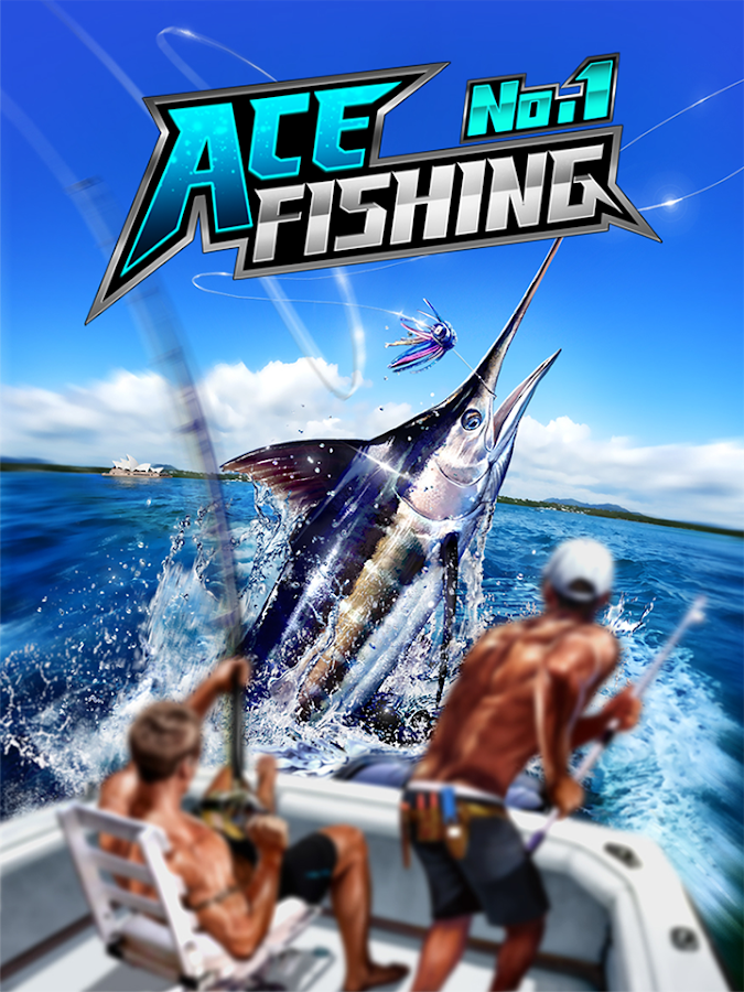 Ace Fishing: Wild Catch Screenshot 0