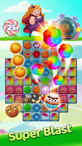 Jellipop Match screenshot 3