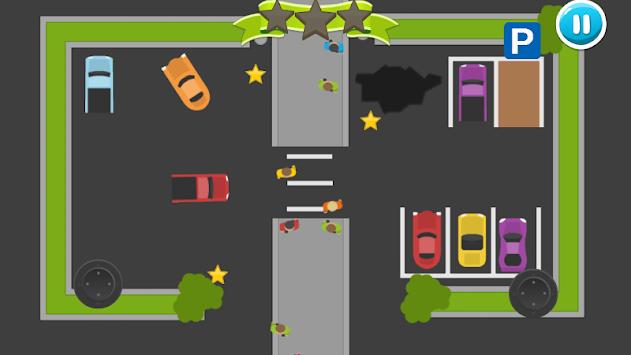 Parking Test Drive 2D apk screenshot