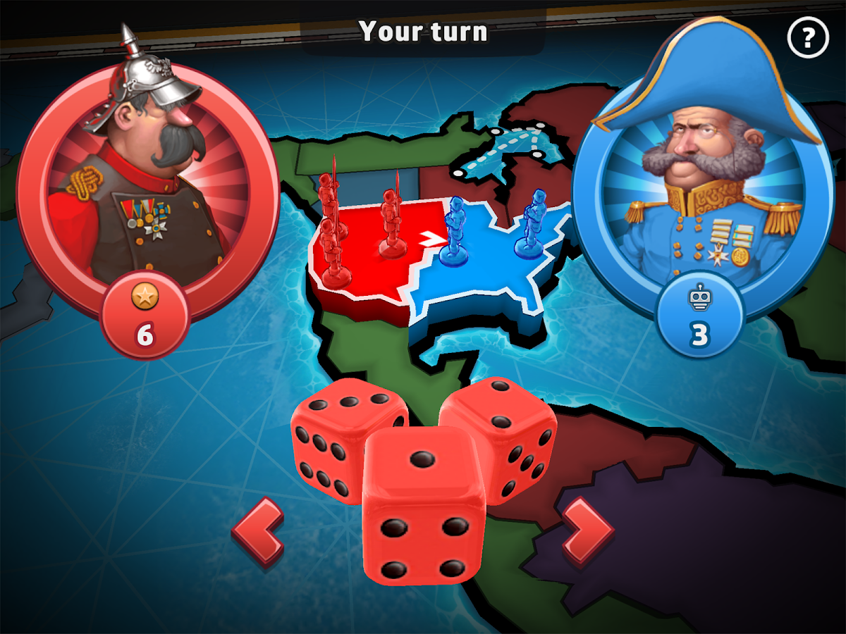 RISK: Global Domination Screenshot 15