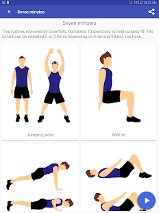 App Home Workouts - No Equipment apk for kindle fire