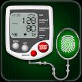 App Fingerprint Blood Pressure Simulator APK for Kindle