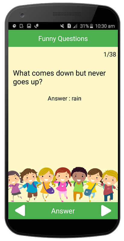 Funny Questions APK 1 1 Download - Free Entertainment APK Download