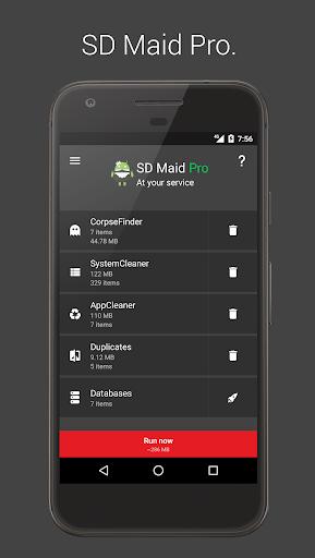 SD Maid Pro - Unlocker screenshot 2