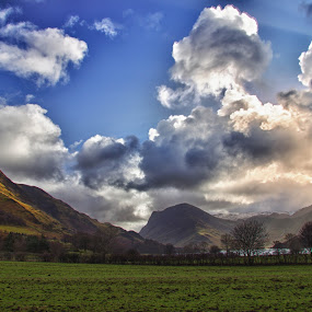 Lake District by Matt Lampey - Landscapes Mountains & Hills