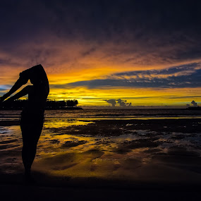 STRETCH by Cristopher Selga - Landscapes Sunsets & Sunrises