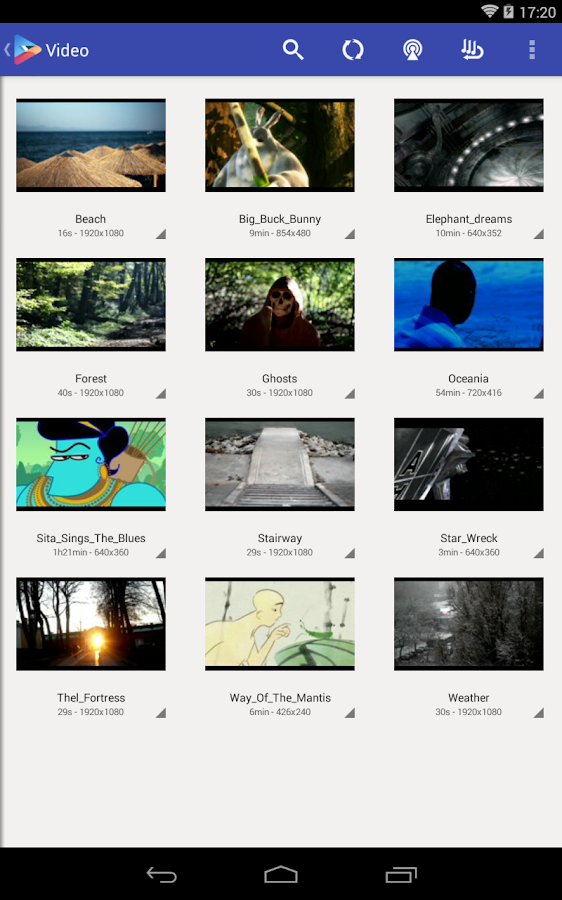 BitX Torrent Video Player Screenshot 9