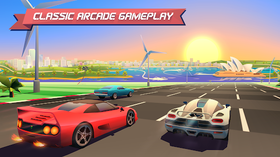 Game Horizon Chase - World Tour