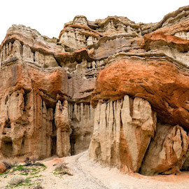 Red Rock Formations by Jim Downey - Landscapes Caves & Formations ( rock form, desert, ancient, erosion, canyon )