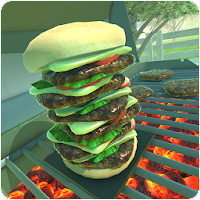 Mr. Hamburger Tower Builder 2 For PC (Windows And Mac)