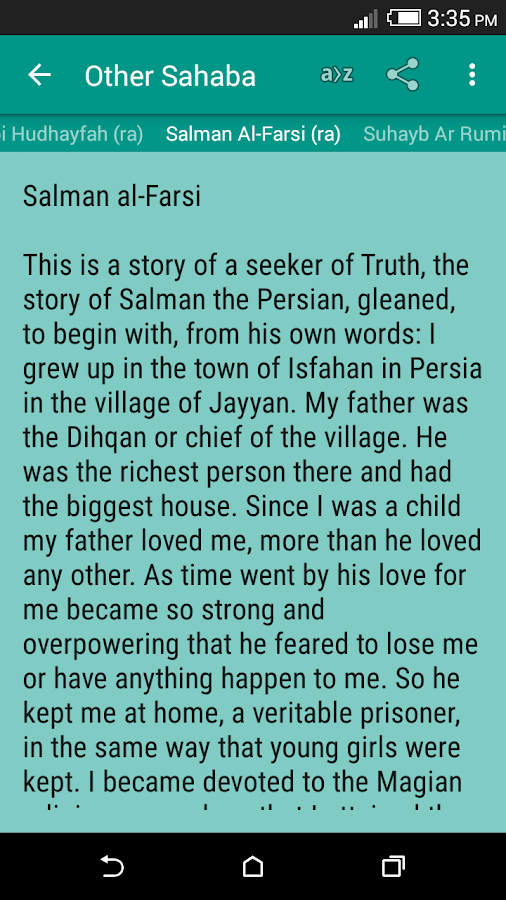 Stories of Sahaba Screenshot 7