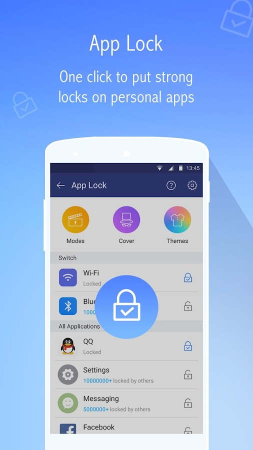 LEO Privacy - Applock, Hide Screenshot 2