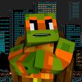Free Craft Pixel Ninja Rush APK for Windows 8