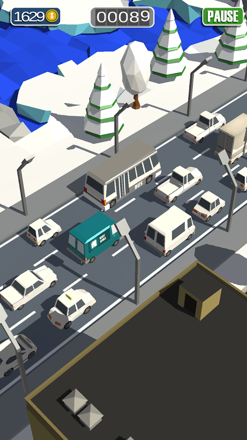 Commute: Heavy Traffic Screenshot 13