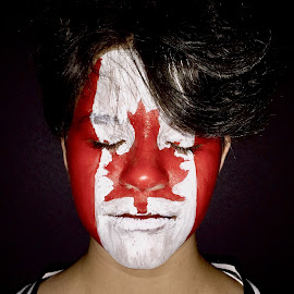 Proud to be Canadian by Meghan Arkell - Novices Only Portraits & People