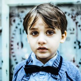 by Zbigniew Cołbecki - Babies & Children Child Portraits
