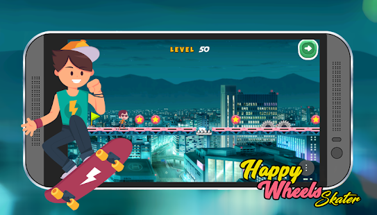 Game Happy Wheels skater apk for kindle fire