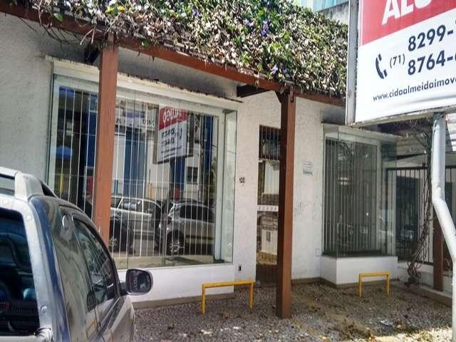 Casa comercial para locação, Pituba, Salvador.