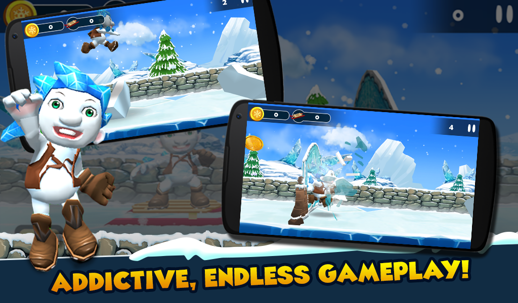 Snowdy's Adventure Screenshot 5