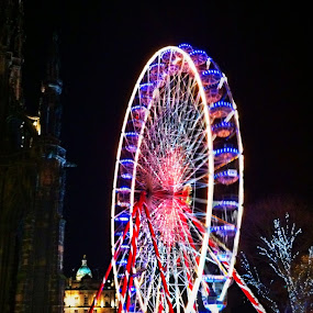 Big Wheel by Scott Pirrie - Instagram & Mobile iPhone