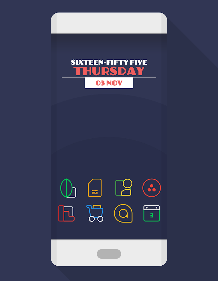 TwoPixel - Icon Pack Screenshot 3