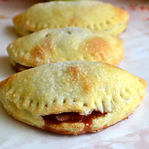 Apple Pie Turnover Apple And Cranberry Turnovers