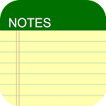 Notes - Notepad Icon