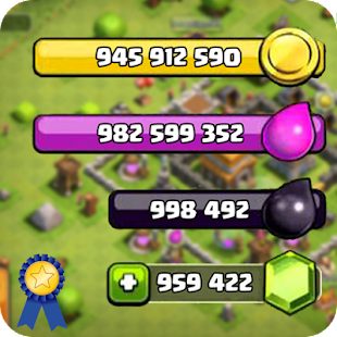 App Cheat for Clash of Clans Prank apk for kindle fire