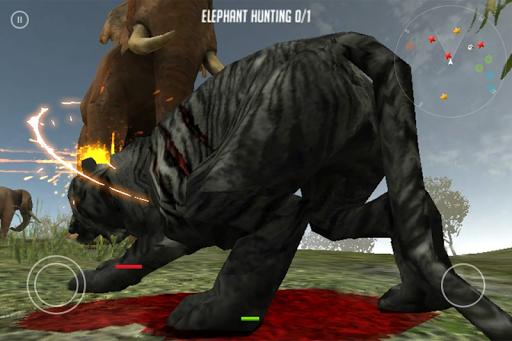 Life Of Black Tiger FREE screenshot 3