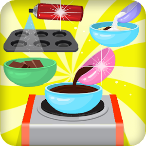 cooking games chocolate molten