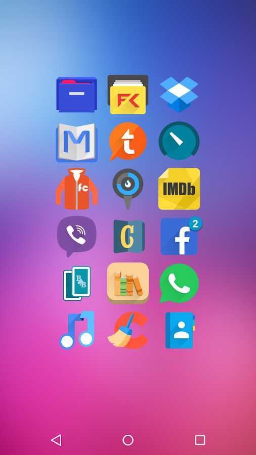 Rewun - Icon Pack Screenshot 17