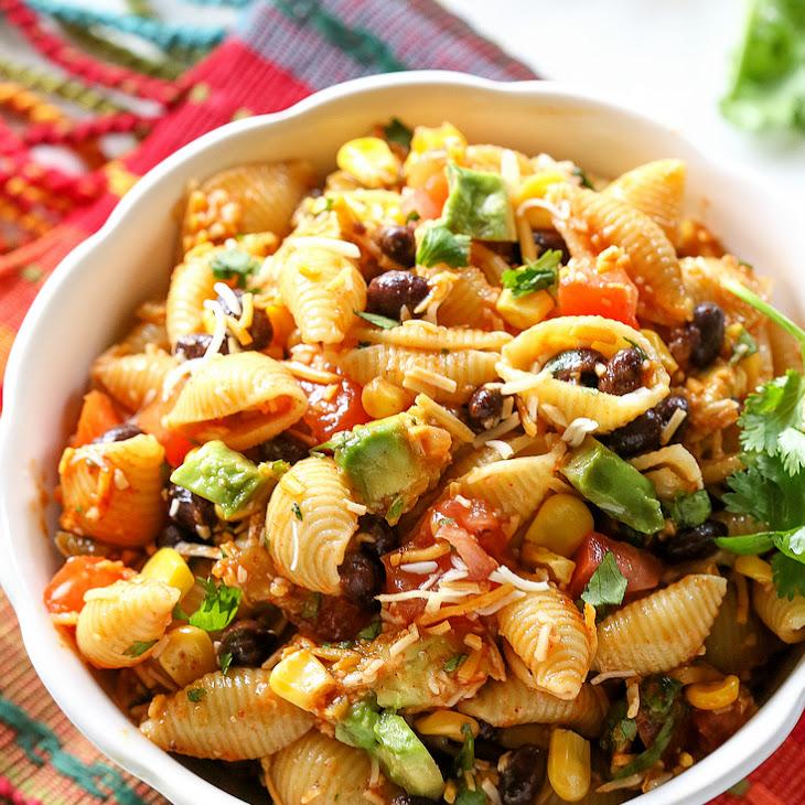 Taco Pasta Salad Recipe | Yummly