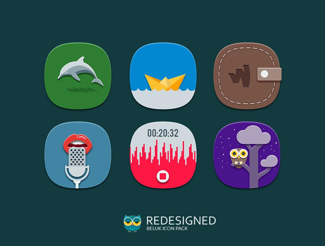 BELUK ICON PACK Screenshot 3