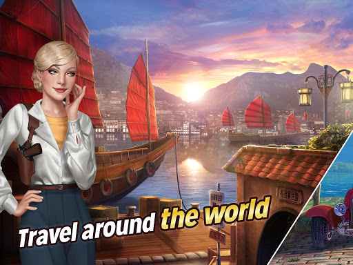 Pearl's Peril - Hidden Object Game screenshot 8