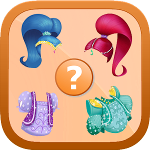 Pics Quiz for Shimmer & Shine For PC